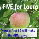 Your Gift on $5 Will Make the Difference!